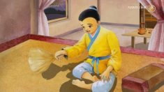 『三字経』第5単元 黄香と孔融