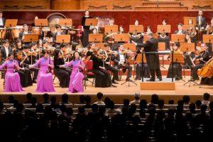 「伝統と新しさを感じる音楽」日本人ピアニストも堪能=神韻交響楽団・台湾公演