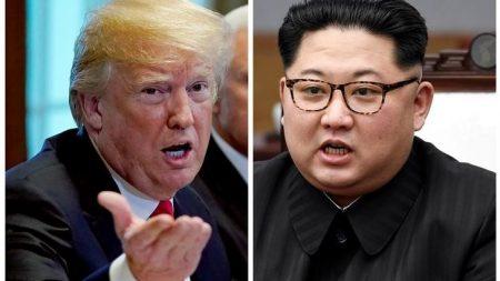 米朝首脳会談を中止、トランプ大統領が通告 「最大限の圧力継続」