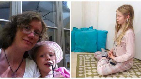 【家族】10歳の少女が不眠症に 世話をする両親もストレスの限界