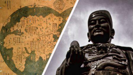 【世界史】鄭和~コロンブスより70年早く北米大陸に到達した中国人提督