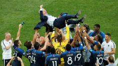 サッカー=フランスが2度目のW杯優勝、クロアチアを4─2で破る