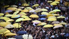 【香港】返還21年  民主化デモ参加の活動家に禁固6年