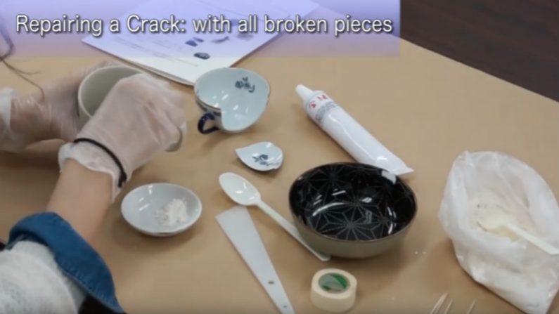 【伝統】金継ぎ、割れた器をよみがえらせる日本の伝統工芸技術