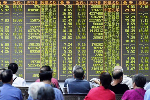 中国、経済安定化に向け財政出動を拡大も、株価下落