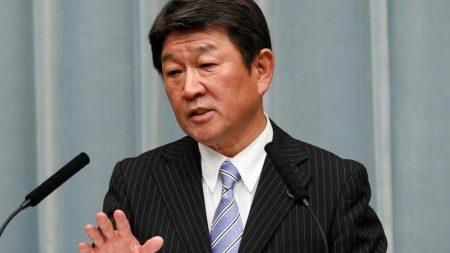 日米通商協議は2日目も議論、初日は率直に意見交換=茂木経財相