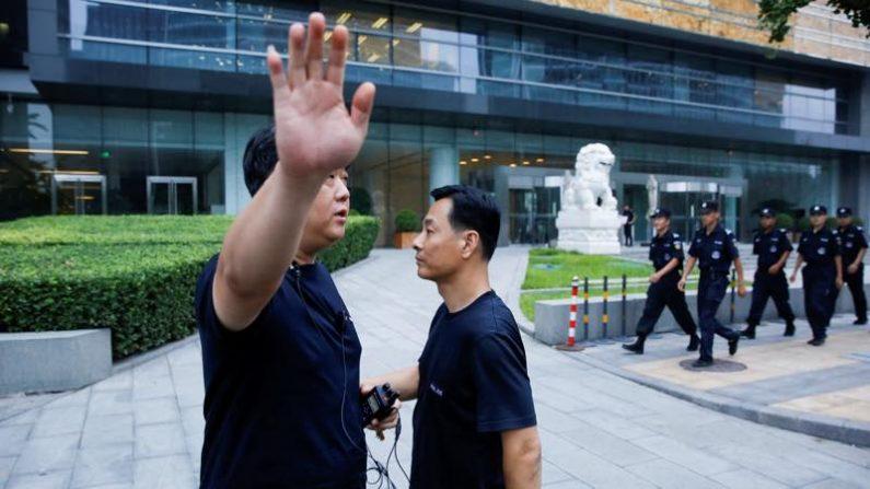 焦点:中国「金融難民」の怒り爆発、P2P業者の破綻急増