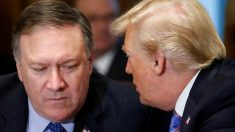 ポンペオ国務長官の訪朝中止、米大統領「非核化進展遅い」
