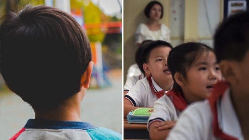 【中国少年先鋒隊】「ぼくは赤いスカーフはつけないよ」少年の決意