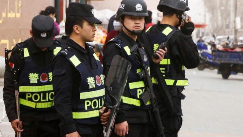 米国務省、中国のウイグル族弾圧に「深い懸念」 制裁を検討