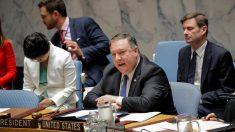 米国務長官、対北朝鮮制裁厳守を主張 中ロは緩和提唱