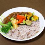 【レシピ動画】野菜たっぷり、十六穀米で「彩り健康カレー」