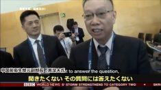 【動画ニュース】英BBC記者「電話で肝臓を確保した」 前中国衛生部副部長「答えたくない」