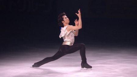 【男子フィギュア】町田樹 引退公演『魂のラストダンス』10/18 放映