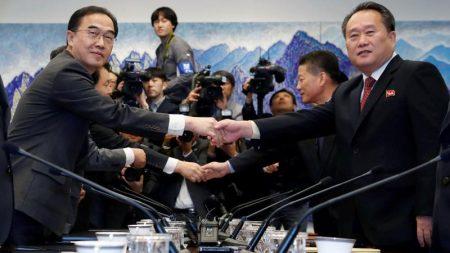 韓国と北朝鮮が閣僚級会談、鉄道・道路の連結事業など巡り合意