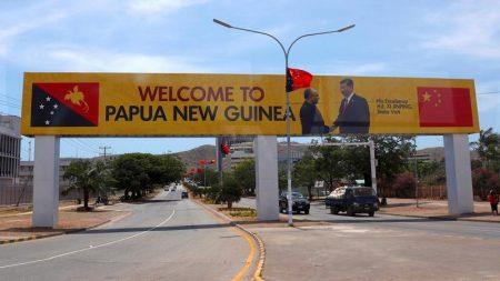 アングル:豪中が要衝パプア巡り火花、南太平洋の勢力争い