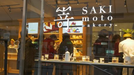 田園調布に今日オープン 大阪で行列ができる高級食パン専門店、カフェも併設