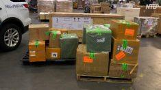 【動画ニュース】米税関で中国からの肉製品10トン押収