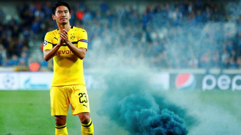 サッカー=香川がベシクタシュに移籍、今季終了までの期限付き