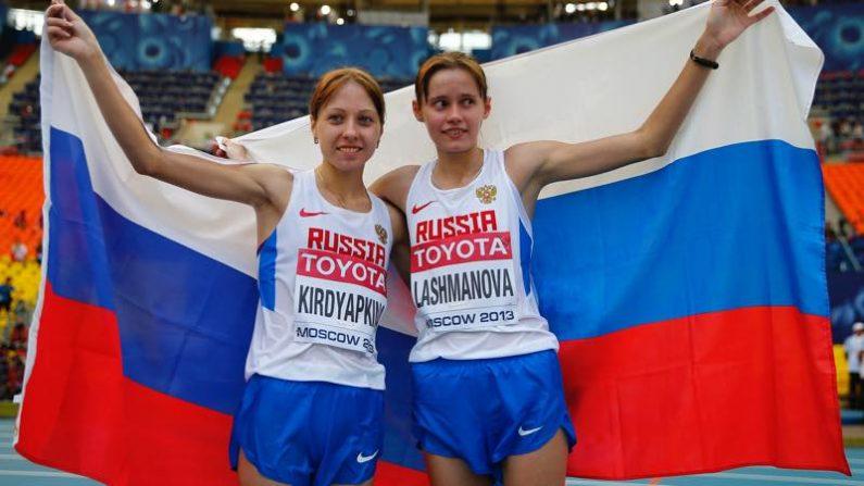 陸上=ロシア競歩選手、ドーピング違反でメダル剥奪