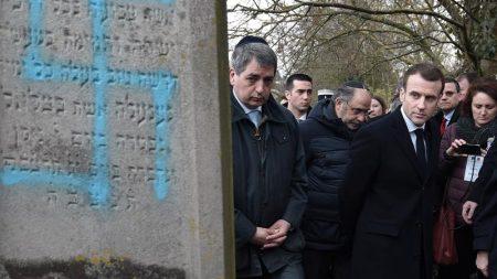 反ユダヤ行為に抗議、フランス各地でデモや集会