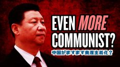 中国がますます共産主義化している?習近平の真の目的は?【チャイナ・アンセンサード】