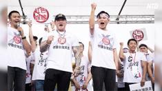 【動画ニュース】台湾で「親中共メディア反対」大規模集会 蔡総統も支持