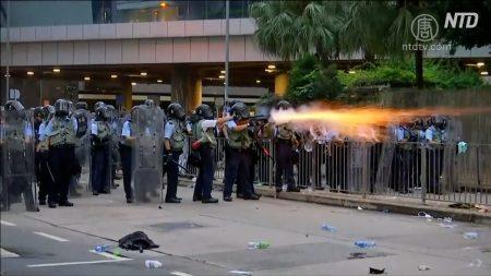 【動画ニュース】「天安門事件の手法を香港に輸出」趙紫陽氏元秘書が当局を非難
