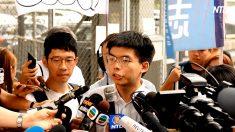 【動画ニュース】香港雨傘学生リーダー 出所後すぐデモに参加