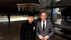 【動画ニュース】香港民主派の黃之鋒氏が独米を訪問 西側諸国に香港への支援要求