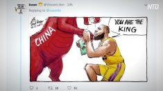 【動画ニュース】続くNBA事件の余波 中国共産党に「ノー」を!