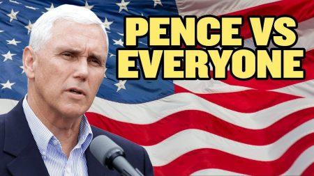 ペンス副大統領の対中政策演説  誰もが気に食わない?【チャイナ・アンセンサード】