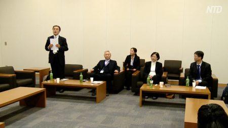 【動画ニュース】「移植ツーリズムを停止する関連法律の早期の制定を」国会で報告会開催