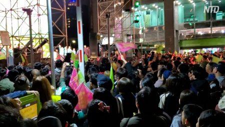 【動画ニュース】2020台湾総統選 多くの若者が初投票で反共姿勢表明