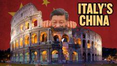 イタリアと中国の絆?【チャイナ・アンセンサード】