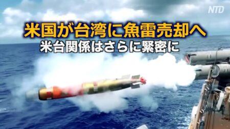 米国が台湾に魚雷売却へ 米台関係はさらに緊密に