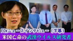 米国亡命の武漢ウイルス研究者 FOXニュースインタビュー(字幕)