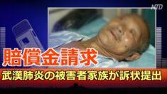 武漢肺炎の被害者家族が訴状提出 2件目の賠償金請求訴訟【禁聞】