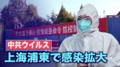 上海浦東で感染拡大か 当局は否定するも感染防止対策を強化