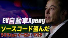 テスラCEO「中国自動車メーカーがソースコード盗んだ」 英語・字幕ニュース