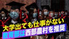中国の大卒者の就職難が深刻 教育部は西部地域への就職を推奨