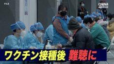 シノバック製ワクチン接種後に突発性難聴が発症=中国大連市